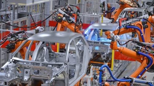 Impianti automatici e robotizzati