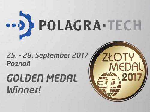 MAPA BLADES al Polagra Tech a Poznan (Polonia)  25-28 Settembre 2017