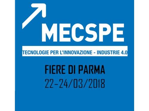 AIFM organizza il corso Fabbrica Digitale, l'industria 4.0 dal 22 al 24 Marzo 2018 al MECSPE Parma