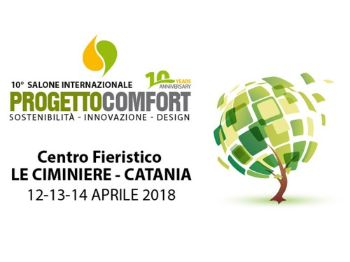 GUIDETTI vi aspetta a Catania per Progetto Comfort 2018