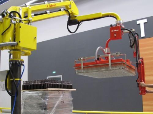 DALMEC - Sistemi di movimentazione bottiglie
