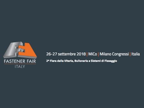 PSM CELADA al MiCo per Fastener Fair Italy 2018