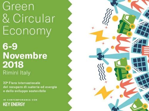 DULEVO sarà a Rimini per Ecomondo 2018
