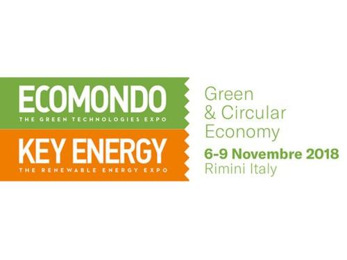 GIANAZZA partecipa alla 22a edizione di Ecomondo 2018