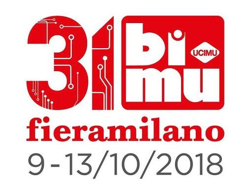 CIAMPALINI partecipa a 31.BI-MU 2018