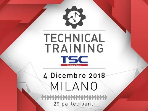 EUROCODING vi invita al Technical Training TSC - Milano 4 dicembre 2018