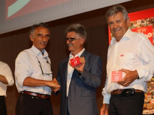 RCM festeggia 50 anni di attività