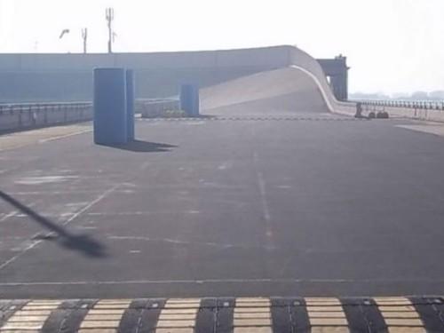 DERBIGUM e le membrane impermeabilizzanti per la pista del Lingotto di Torino