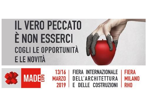 I pannelli coibentati UNIMETAL al MADE EXPO 2019