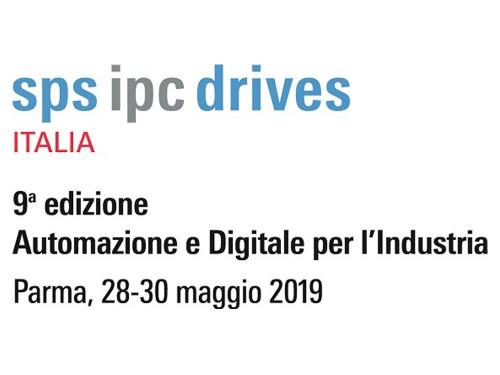Automazione industriale a Parma con la fiera SPS IPC Drives Italia 2019
