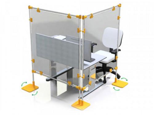 Tutti i prodotti e le soluzioni per la sicurezza in azienda per COVID-19