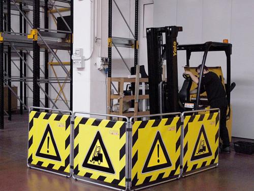 Come operare in sicurezza con le barriere FASB Tools per i manutentori in trasferta?