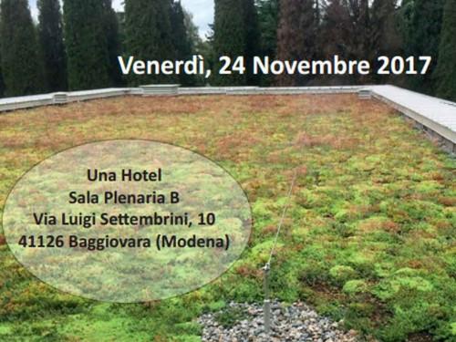 DERBIGUM vi invita all'evento Tecnica dei sistemi di copertura impermeabili e a verde pensile