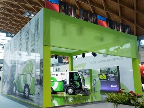 DULEVO presenta su La7 la nuova D.zero² 100% elettrica a zero emissioni