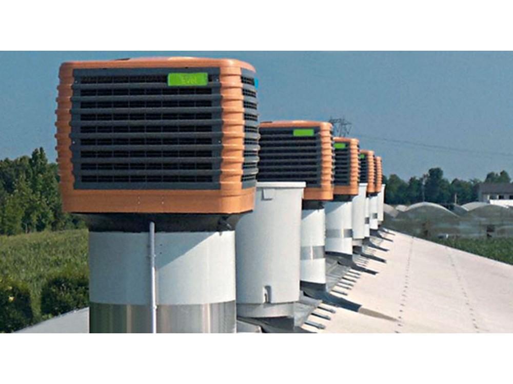 Roof Cooler in materiale plastico composito ad alta resistenza