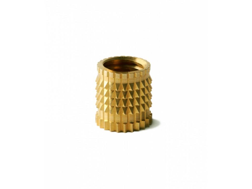 Inserti filettati - fastener per materie plastiche