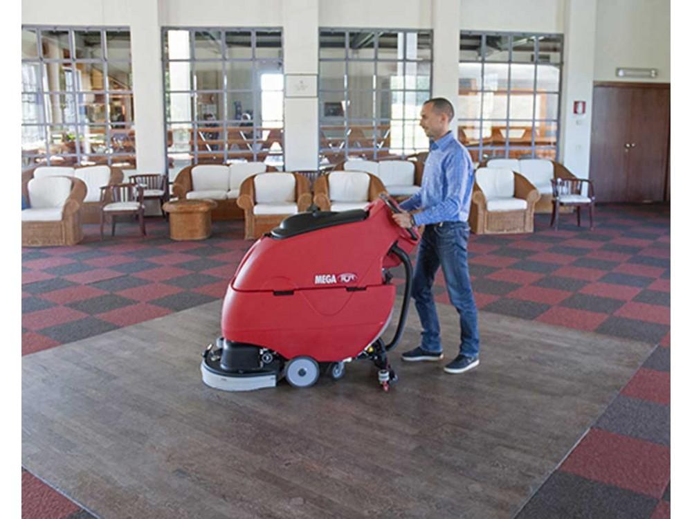 Lavamoquette Mega I Carpet con Carpet Cleaning System