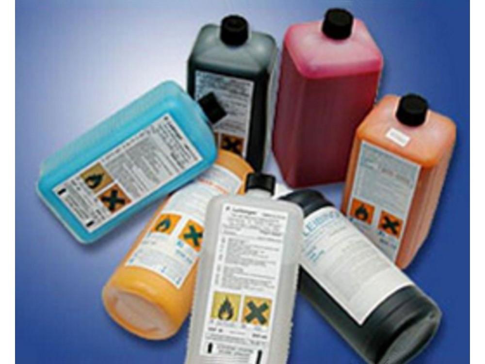 Inchiostri e solventi per stampa ink-jet