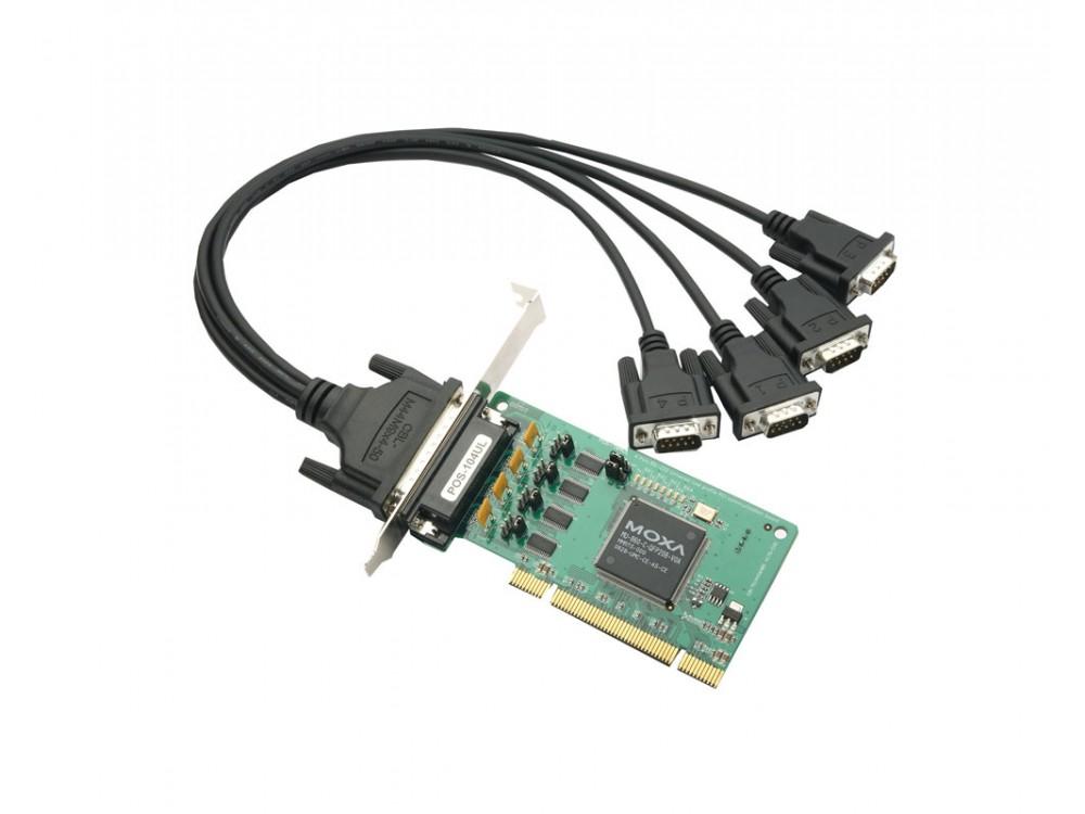 Schede seriali multiporte per connettività industriale