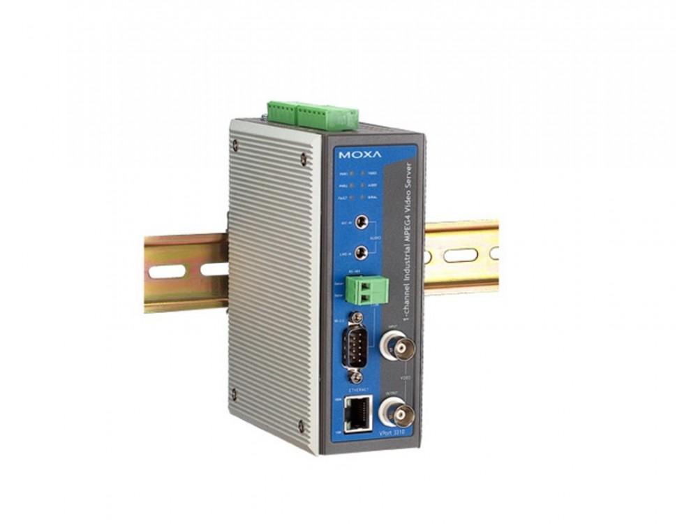 Video server industriale VPort 3310 video streaming