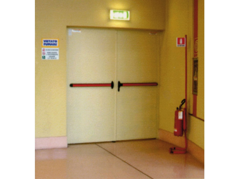 Porte tagliafuoco REI 30 - 60 - 120