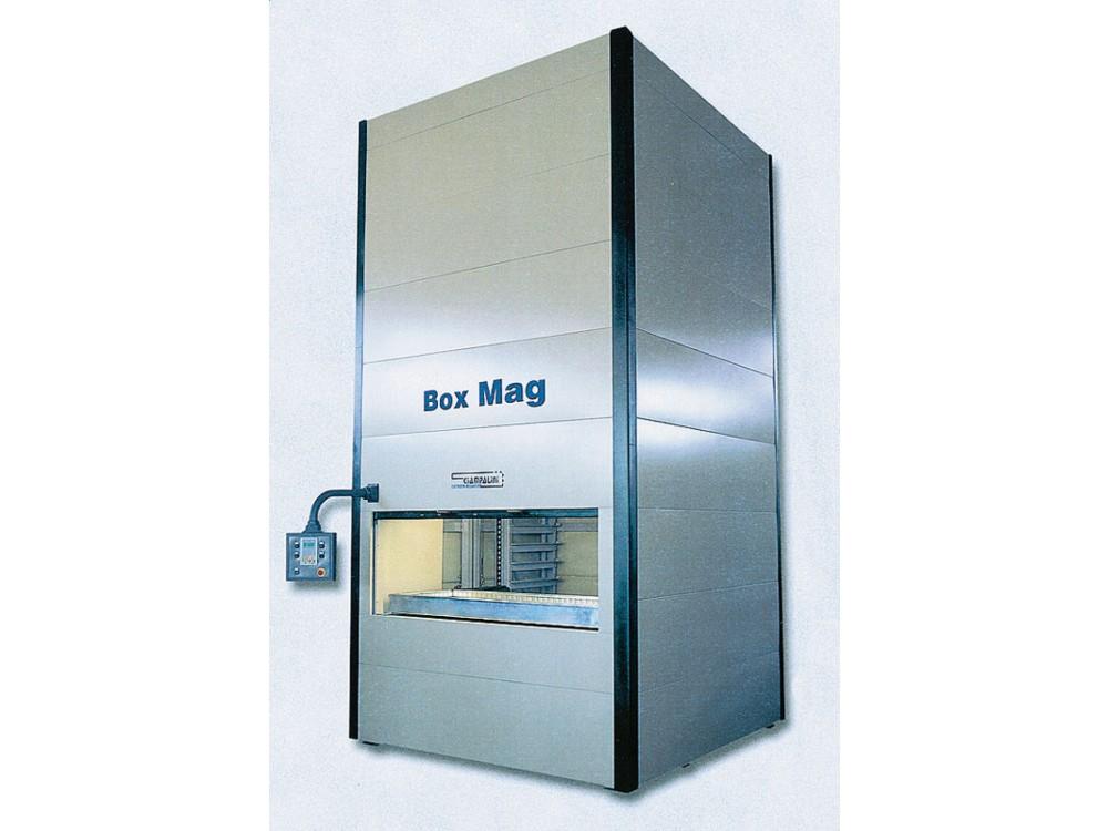 Magazzino modulare verticale Box.Mag