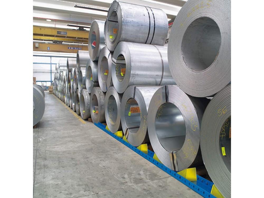 Sistema Coils Block per lo stoccaggio in sicurezza dei coil