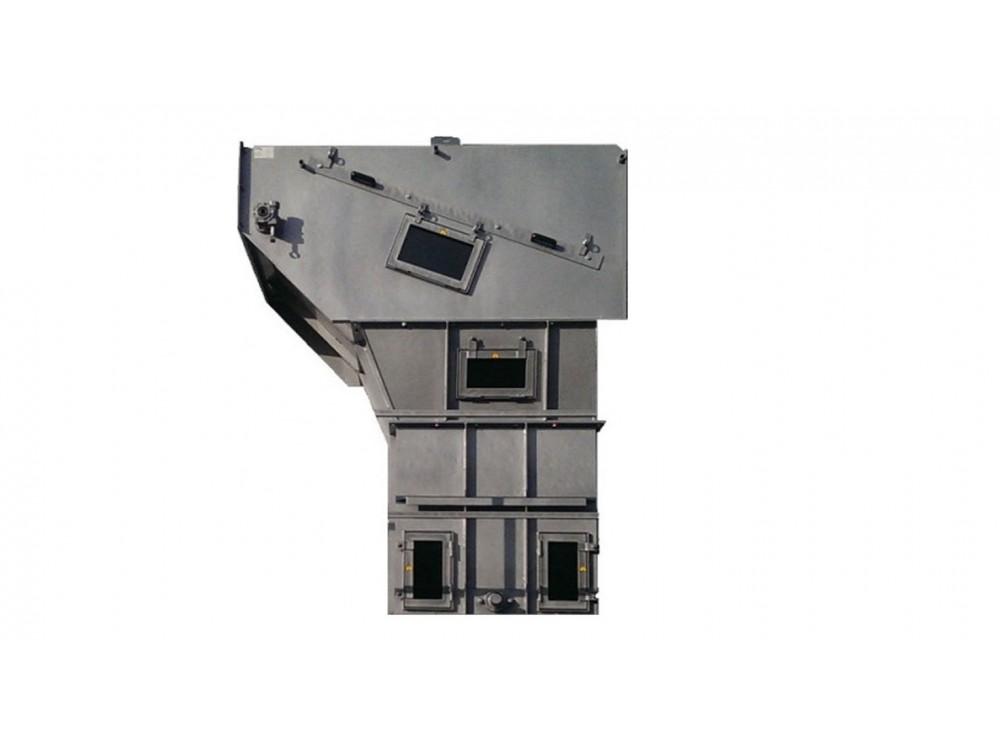 Separatore centrifugo aria-materia PSM