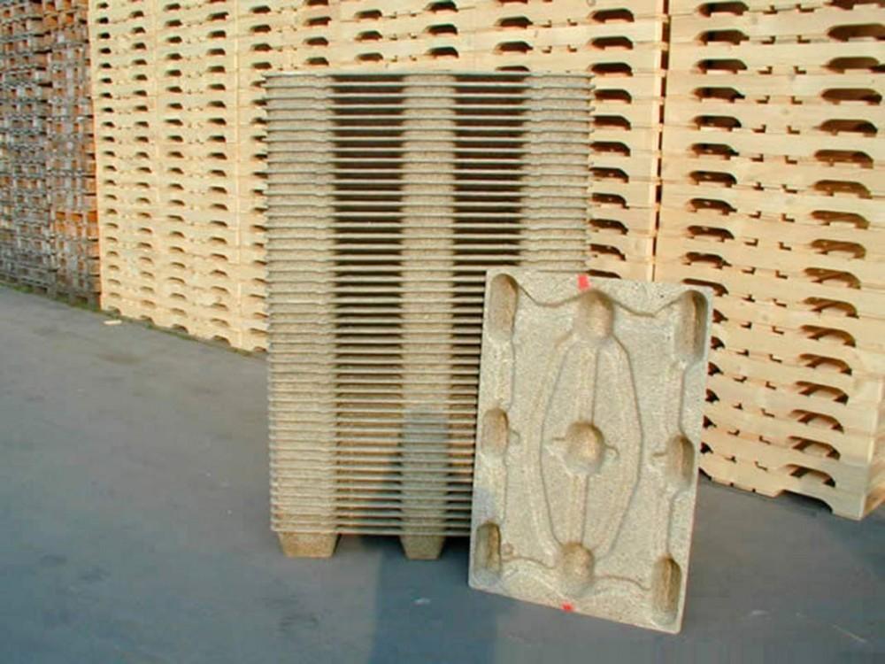 Pallet Inka in legno pressato