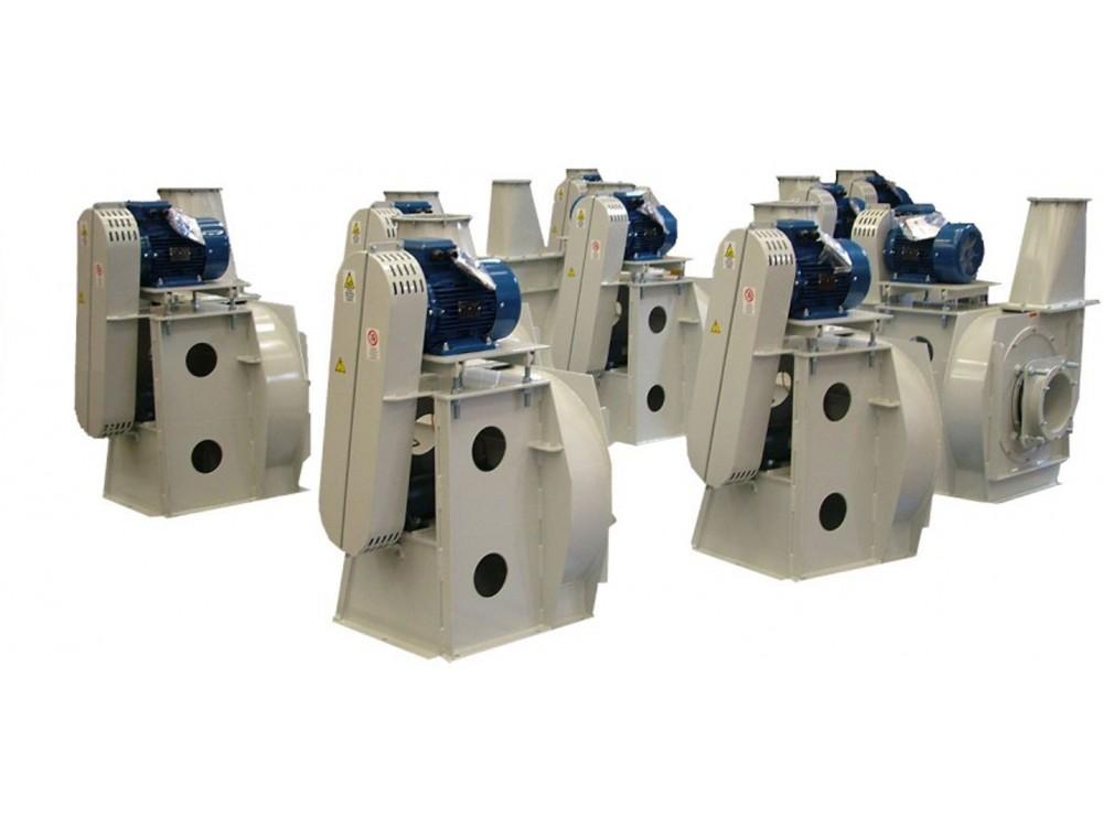 Chopper - ventilatori centrifughi strappatori per trasporto materiale