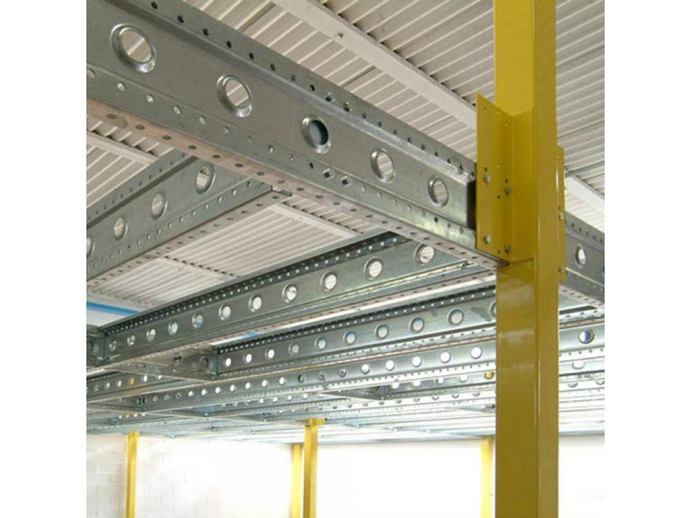 Struttura pesante in carpenteria metallica