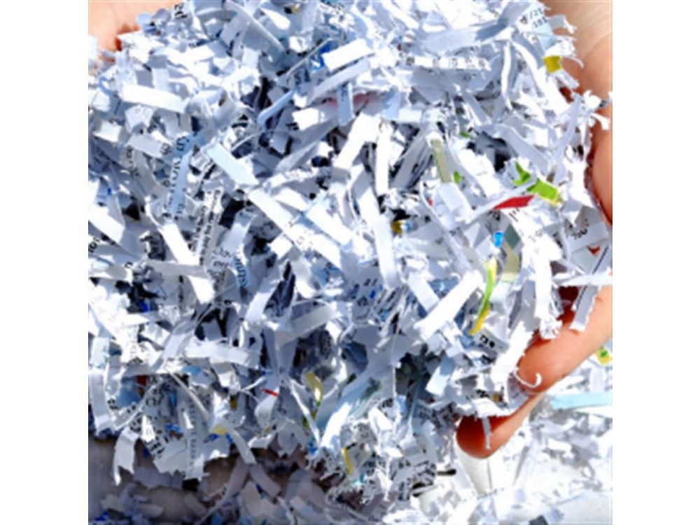 Ritiro e triturazione di documenti