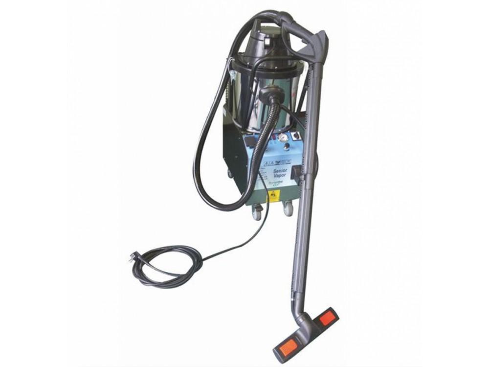 Aspirapolvere a vapore con liquido detergente FIORENTINI Senior Vapor