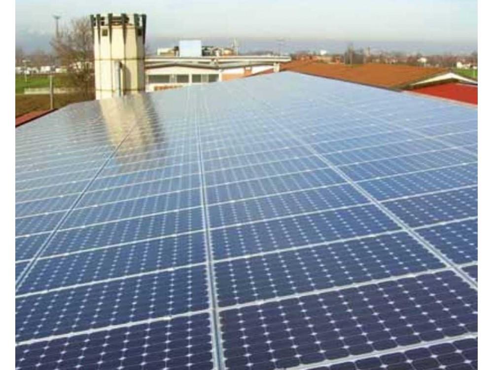 Impianti fotovoltaici integrati in copertura