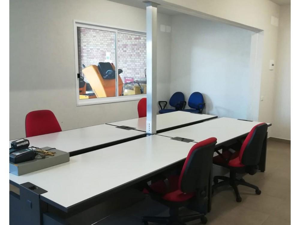 Ufficio prefabbricato in calcestruzzo