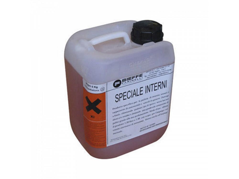Detergenti e sgrassanti speciali per la pulizia industriale e professionale