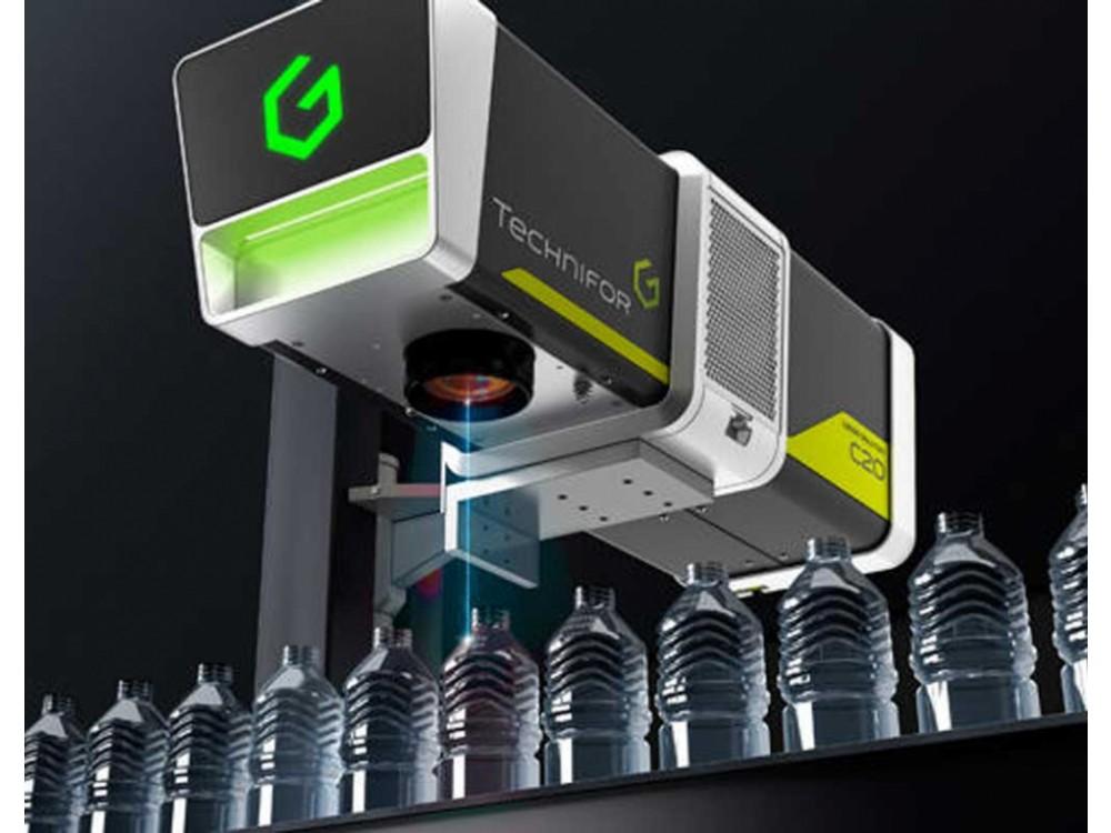 Marcatore laser dinamico