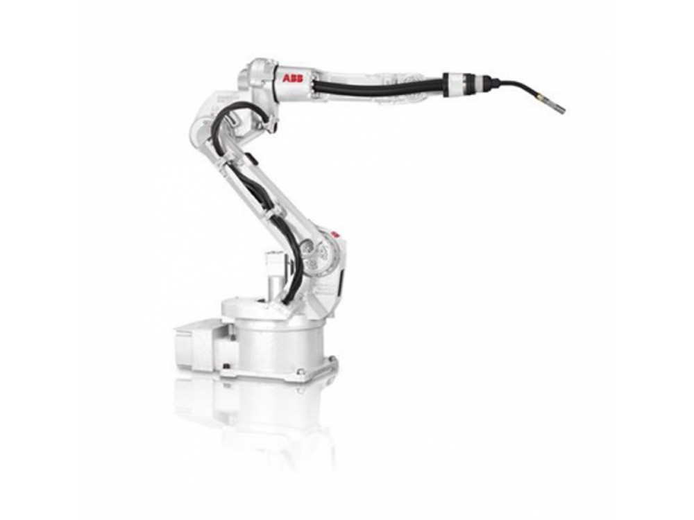 Robot industriale per saldatura ad arco ad alta precisione