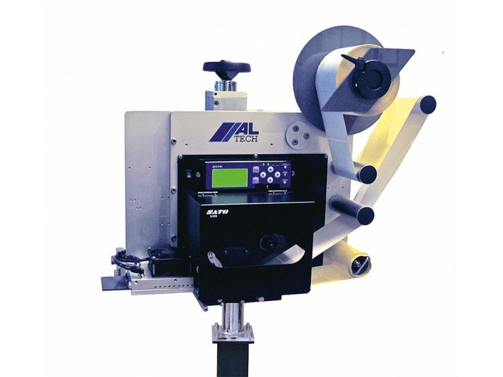 Sistema stampa e applica etichette in tempo reale ALcode