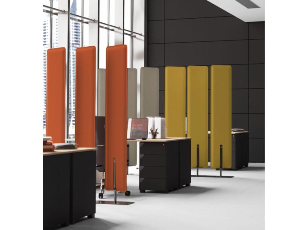 Pannelli fonoassorbenti verticali