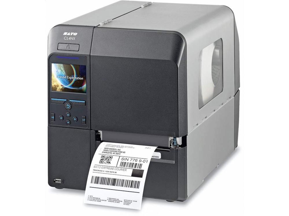 Stampante a trasferimento termico Sato CL4NX
