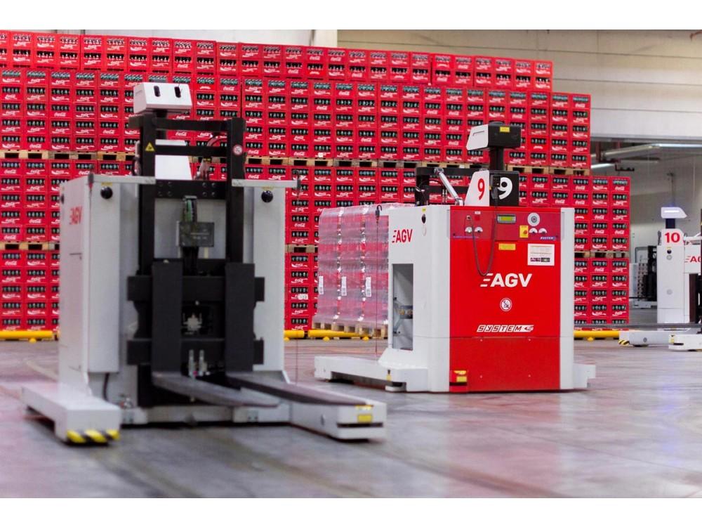 Sistema automatizzato di Material Handling