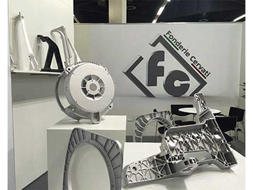 Pressofusioni di leghe leggere in alluminio