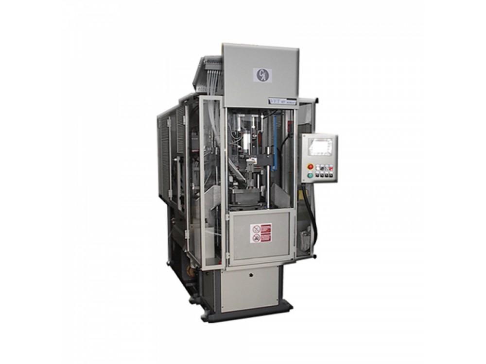 Iniezione verticale per stampaggio