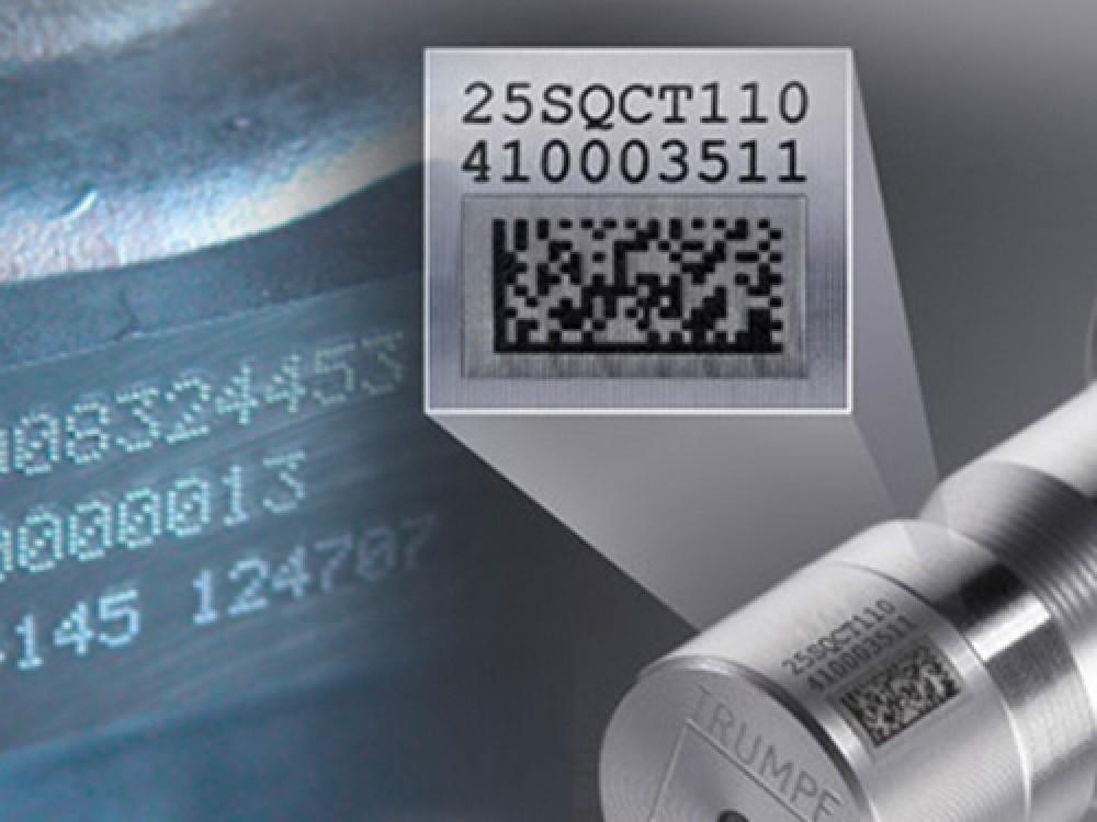 Soluzioni per la marcatura laser DPM