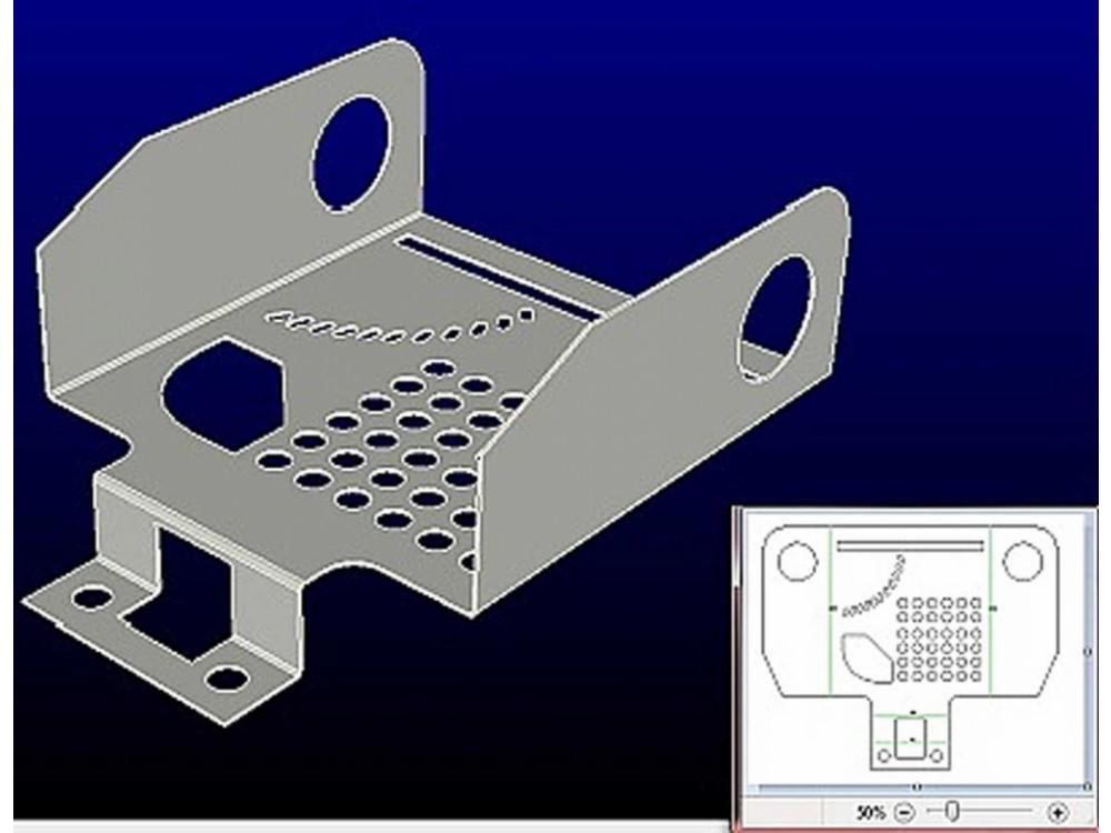 CAD-CAM per piegatura CNC
