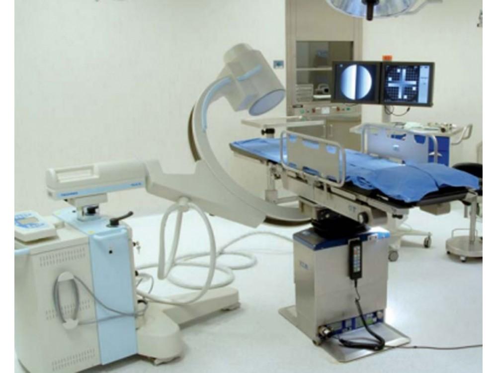Sistema mobile per fluoroscopia
