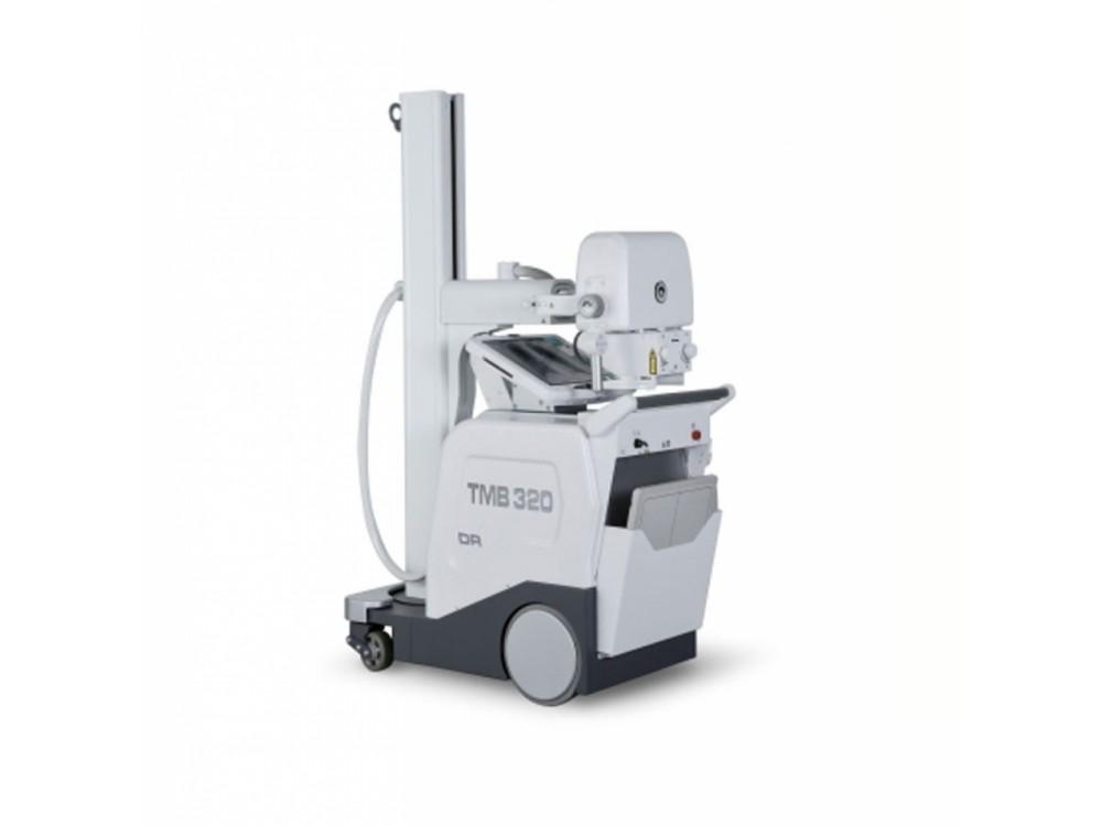 Unità mobile radiografica motorizzata per applicazioni cliniche
