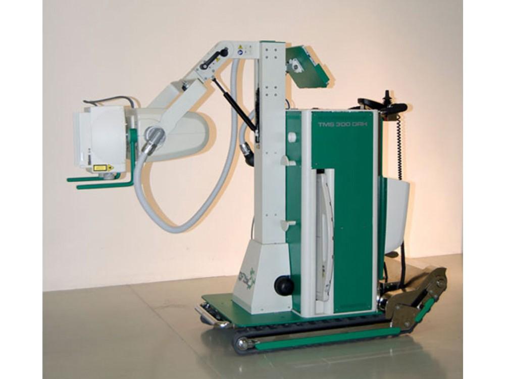 Portatile radiografico per diagnostica a domicilio