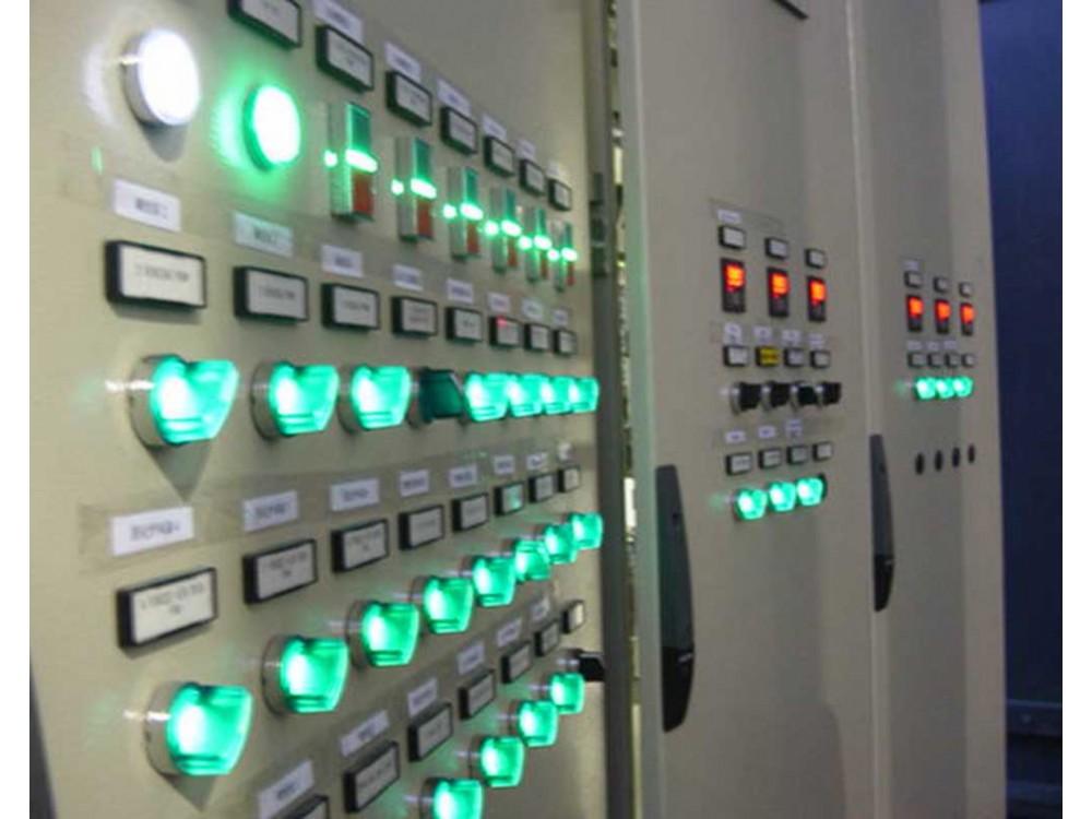 Realizzazione e collaudo degli impianti elettrici